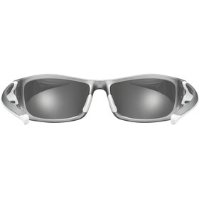 UVEX Sportstyle 211 Glasses, grey mat/litemirror silver